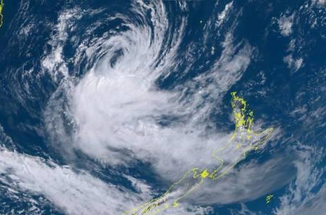 Cyclone Gita takes aim at New Zealand